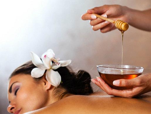 Массаж медом при остеохондрозе