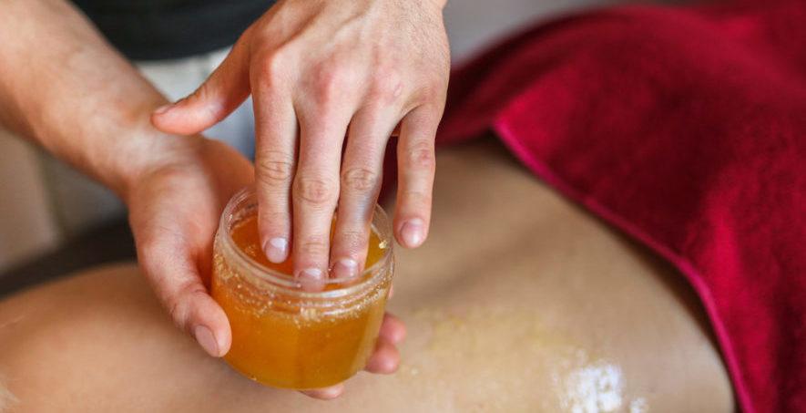 Показания к массажу медом