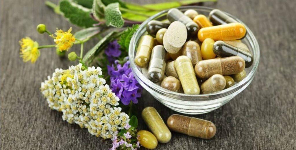 Препараты на основе растительного сырья