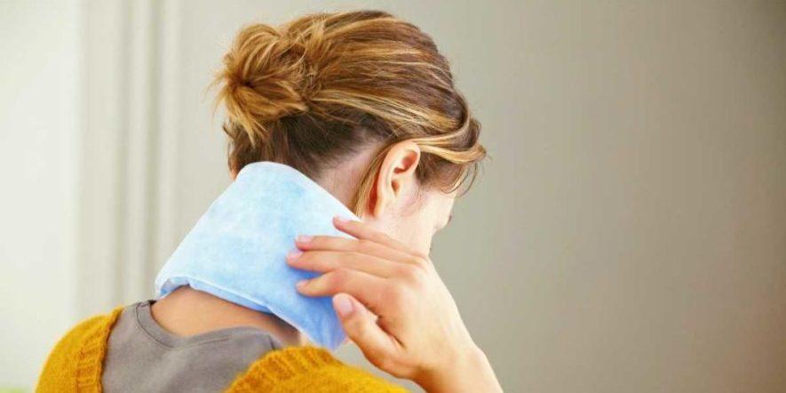 Компрессы для лечения шеи