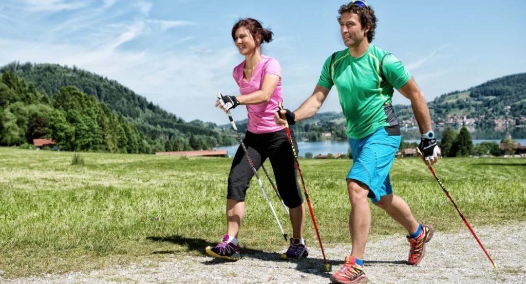 Спортивная ходьба при остеохондрозе