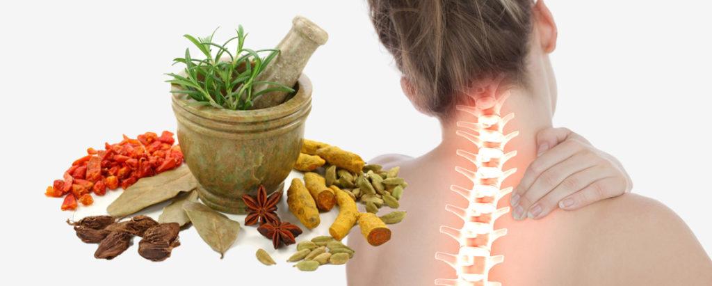 Народные средства при остеохондрозе
