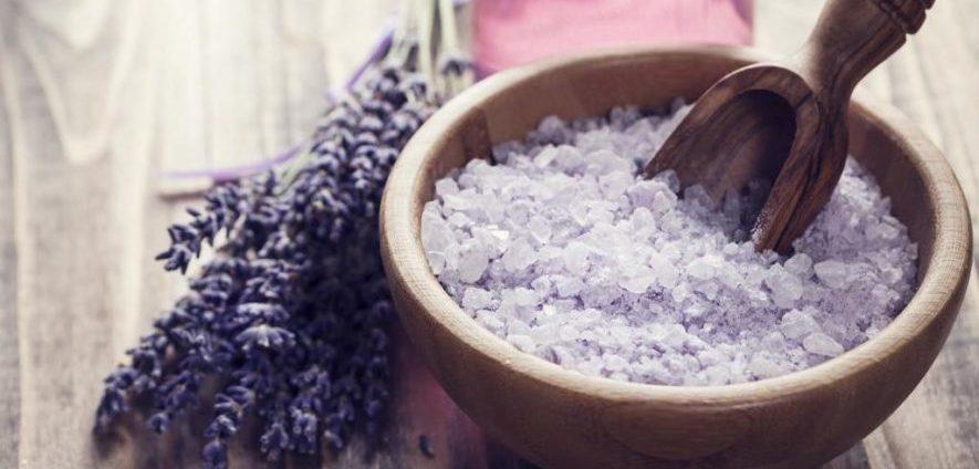 Рецепт лечебной ванной из лаванды