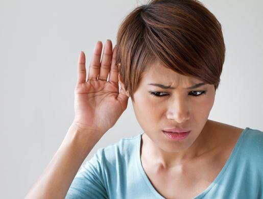 Снижение слуха при остеохондрозе