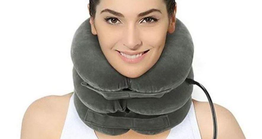 Надувной корсет при шейном остеохондрозе