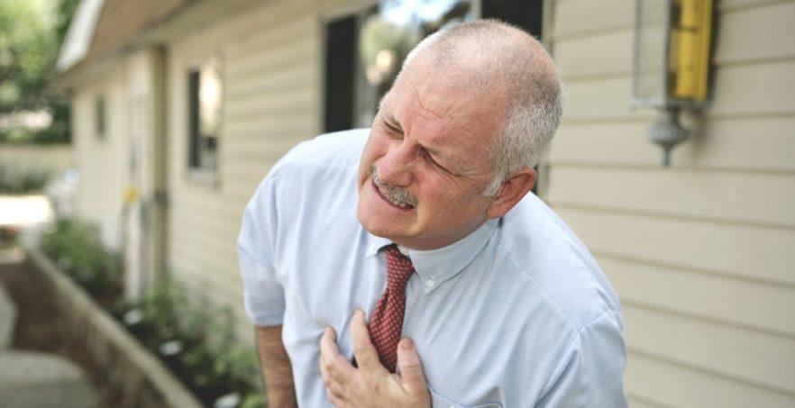 Боль в груди из за остеохондроза