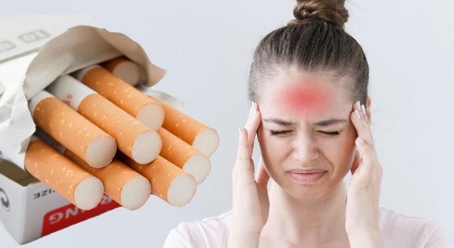 Влияние курения на позвоночник