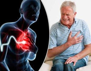 Отличия сердечной боли от боли при остеохондрозе