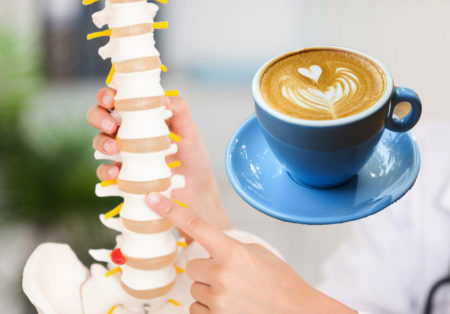 Кофе и остеохондроз