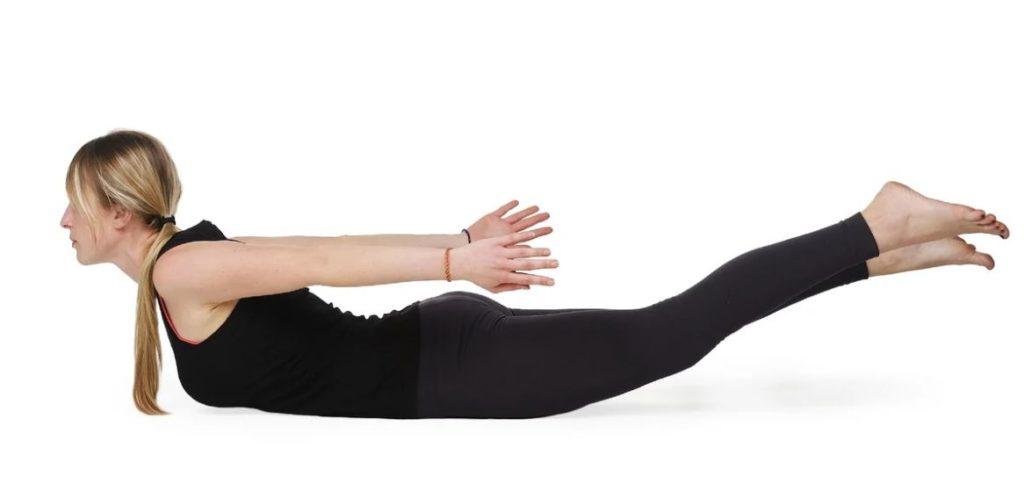 Полезна ли йога при остеохондрозе