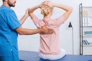 Остеопатия при остеохондрозе позвоночника
