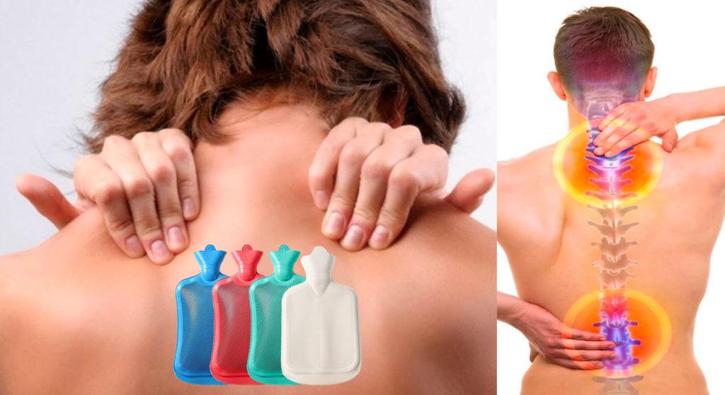 Греть или не греть спину при остеохондрозе