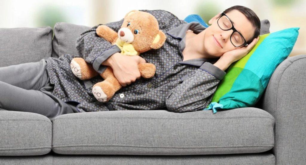 Здоровый сон при остеохондрозе
