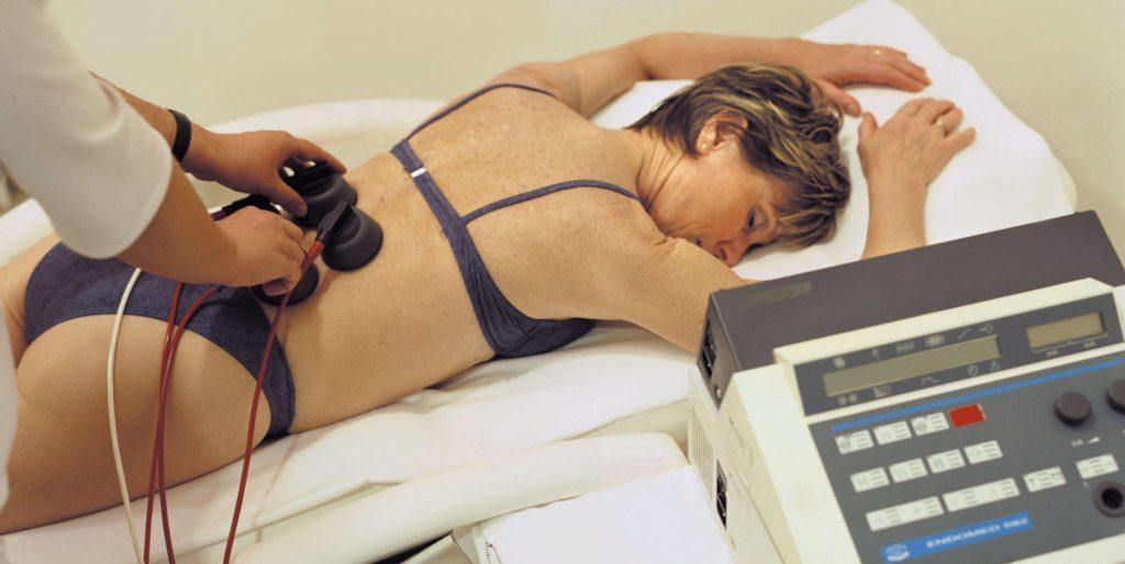 Магнитотерапия при поясничном остеохондрозе
