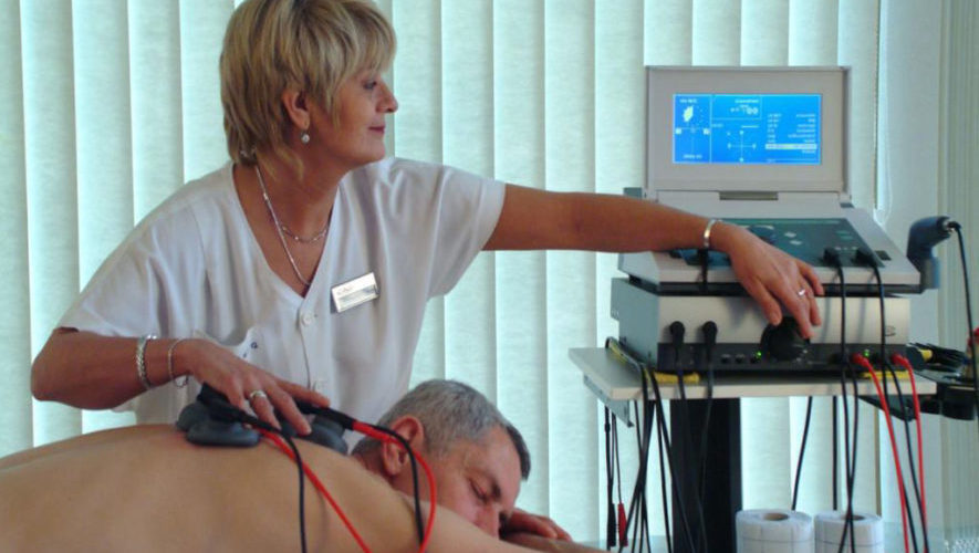 Электрофорез при шейном остеохондрозе