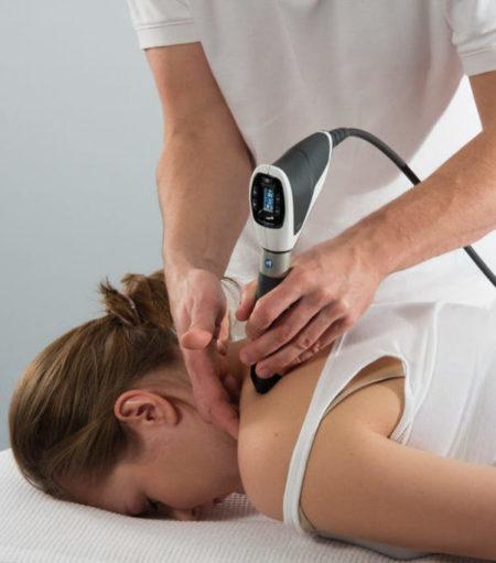 Физиопроцедуры при шейном остеохондрозе