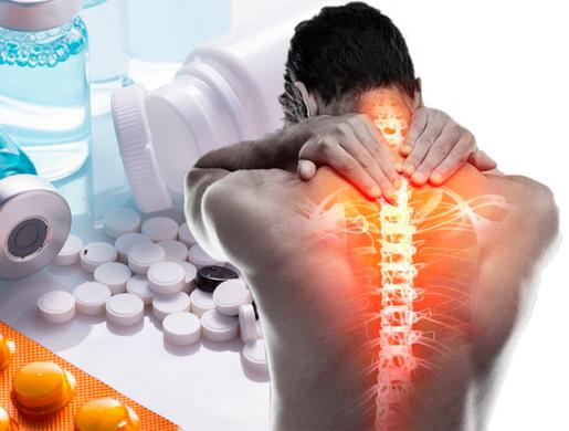Лекарства при грудном остеохондрозе: виды и формы препаратов для лечения