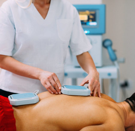 Физиотерапия при остеохондрозе грудного отдела