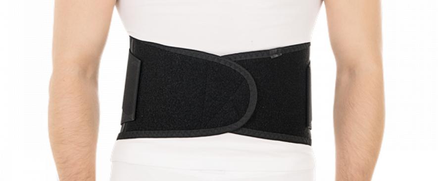 Ортопедический пояс при остеохондрозе