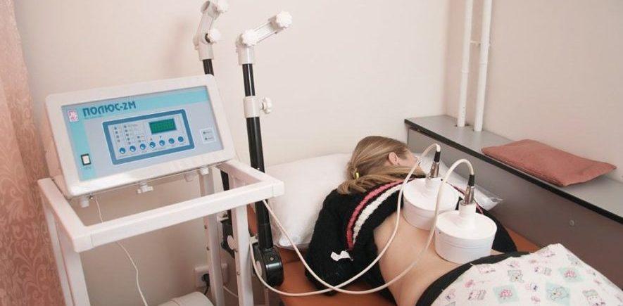 Амплипульс при остеохондрозе грудного отдела