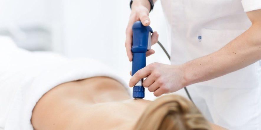 Ударно-волновая терапия при грудном остеохондрозе