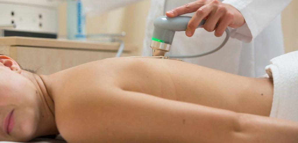 Польза физиотерапии при грудном остеохондрозе